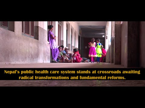 Nepal's Health Care at Crossroads