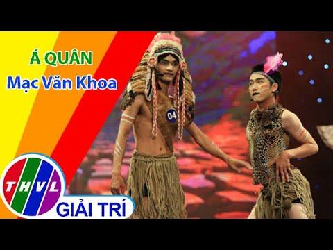 Hành Trình đến Á Quân Cười Xuyên Việt 2015 Của Mạc Văn Khoa