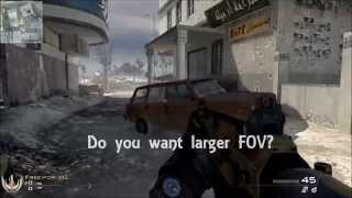 MW2 FOV Changer 2014 (Download link in description)