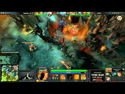 mTw vs Empire 4PL Cup Game 2