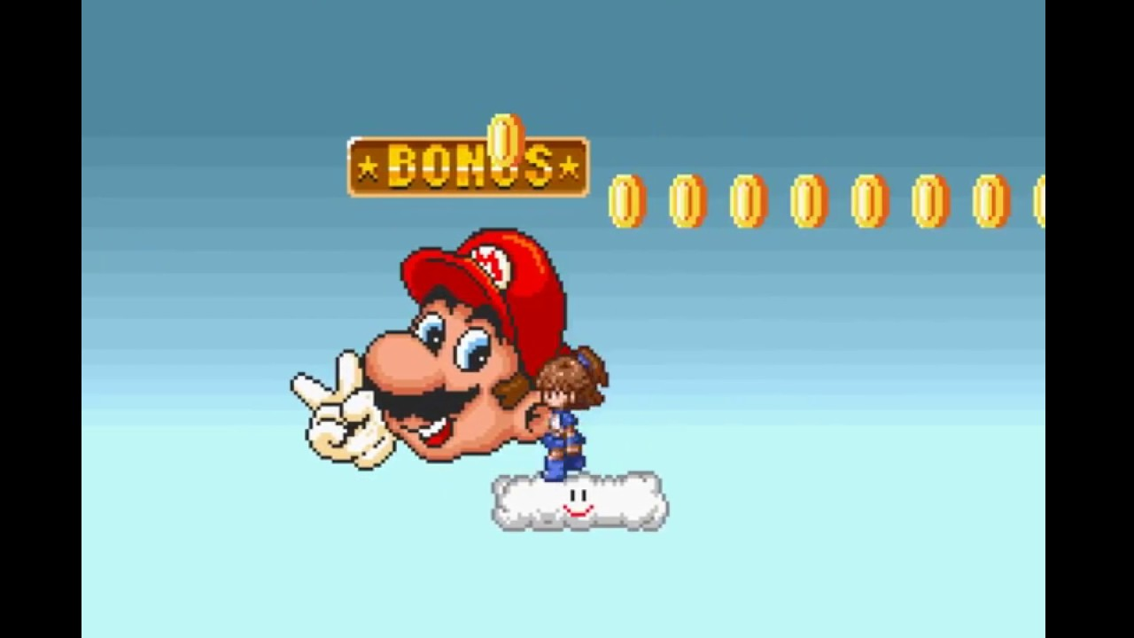 Arle Nadja In Super Mario Bros Youtube Her birthday is july 22nd. arle nadja in super mario bros