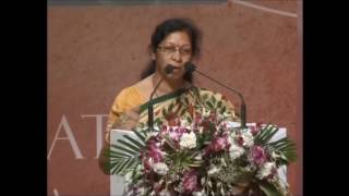 Address by Hon'ble Chief Justice Dr.  Manjula Chellur