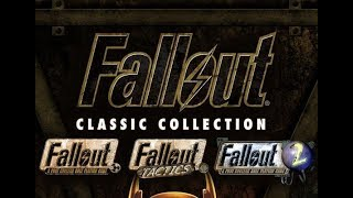 Fallout Classic Collection (PC) klucz Steam