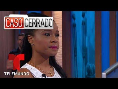 Caso Cerrado | Fake Marriage To Handicapped Gangster🕵♿👰 | Telemundo English