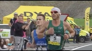 Jaume Leiva guanya amb autoritat la 54a Behobia - San Sebastián