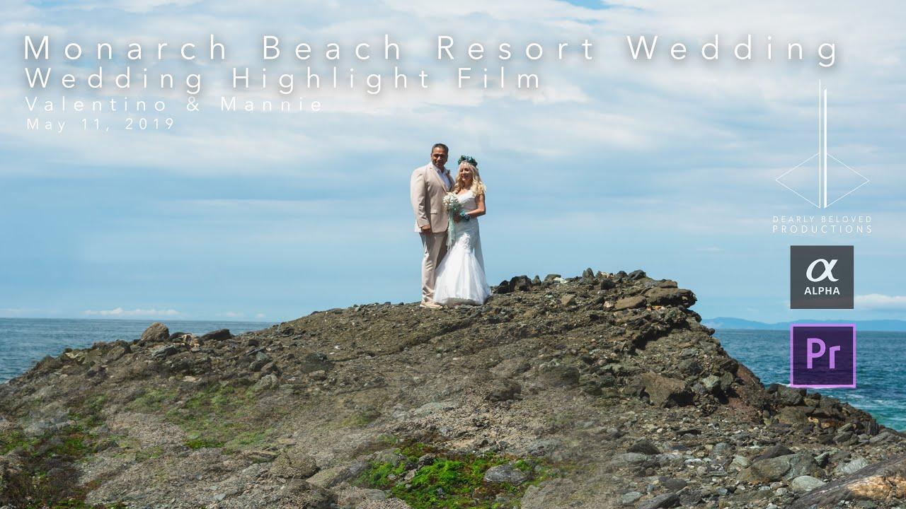 Monarch Beach Resort Wedding Videography | Valentino & Mannie Highlight Film | Monarch Beach, CA