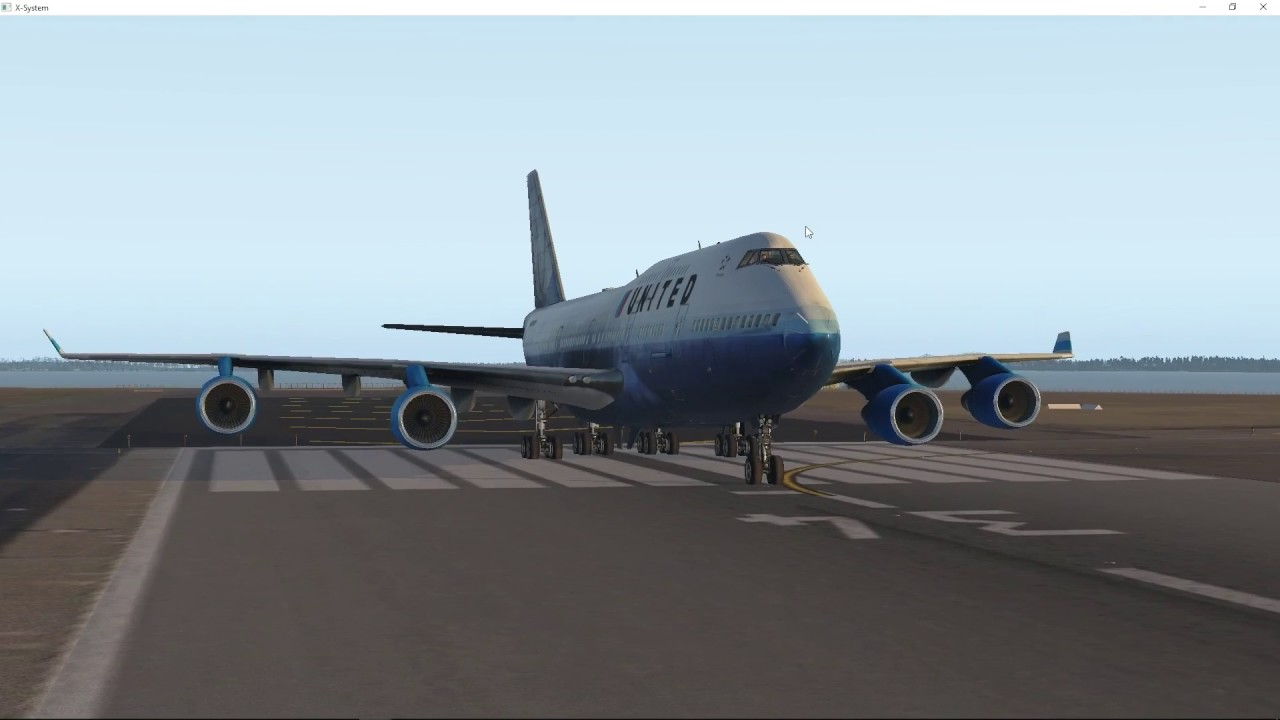 x plane 11 boeing 747 400 cold dark start guide youtube rh youtube com Boeing 747- 8 Boeing 747 400- Seat Layout
