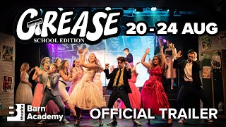 Grease: School Edition (Official Trailer)