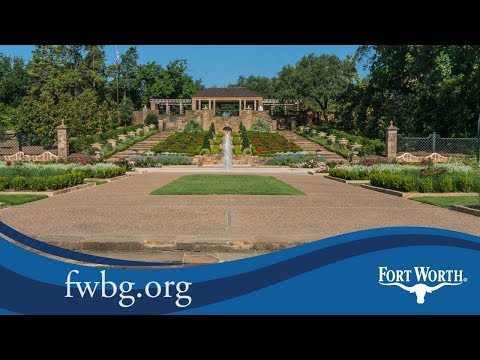 Fort Worth Botanic Garden's Future