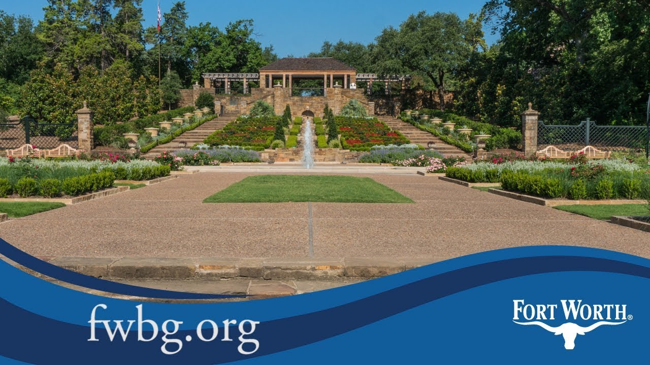 Fort Worth Botanic Garden\'s Future - YouTube