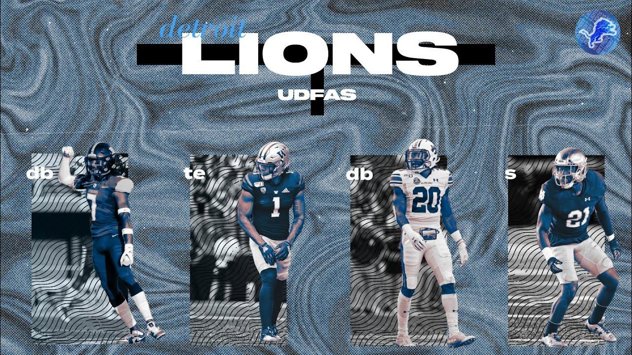 "II ""DIAMONDS IN THE ROUGH"" II Detroit Lions 2020 UFA Signings"