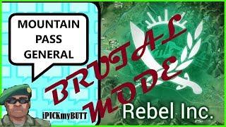 Rebel Inc. ios [Mountain Pass] Brutal mode - General