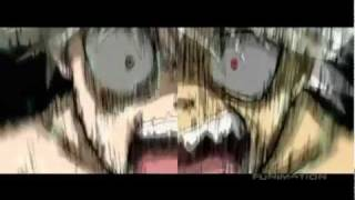 "soul eater two AMV Korn "" Chaos lives in everything"" dubstep"