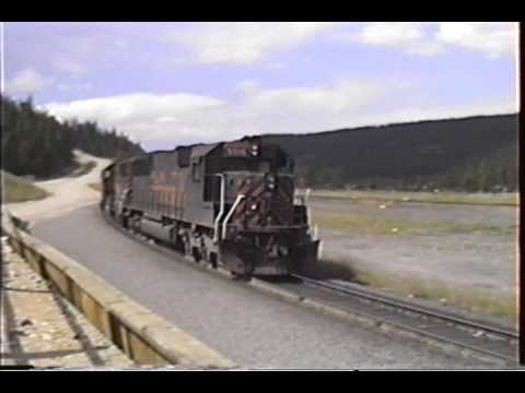 D&RGW Heplers Exiting The West Portal Of Moffat Tunnel