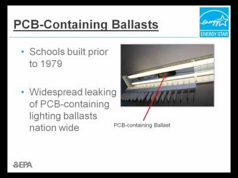 US EPA Region 2 NY K-12 Schools Energy Efficiency/PCBs Training Webinar