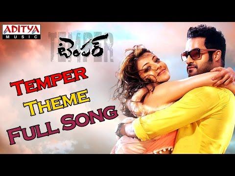 Temper Theme Full Song ll Temper Movie ll Jr.Ntr, Kajal Agarwal
