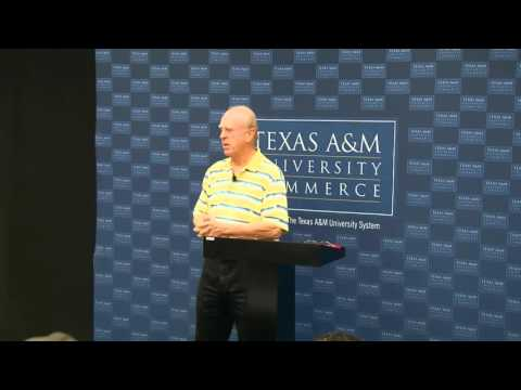 Joe Griffith - Commerce Speech
