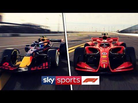 Brand New F1 Cars For 2021 Revealed Youtube