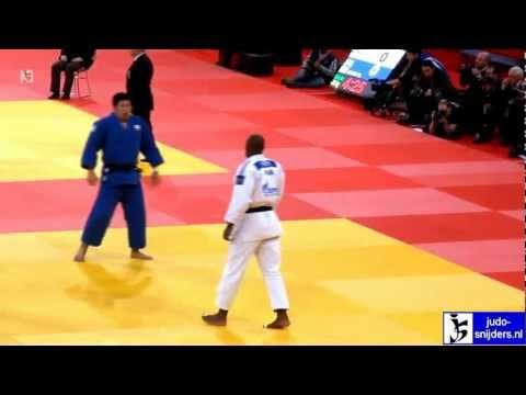 Judo 2012 Grand Slam Paris: Riner (FRA) - Ishii (JPN) [+100kg]