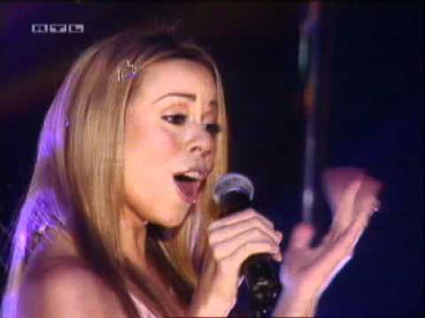 Mariah Carey - Heartbreaker TOTP