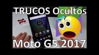 Trucos Ocultos Moto G5 Plus 2017 - Trucos Android 7 Nougat