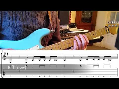 Cake By The Ocean–Guitar Lesson (Easy,...
