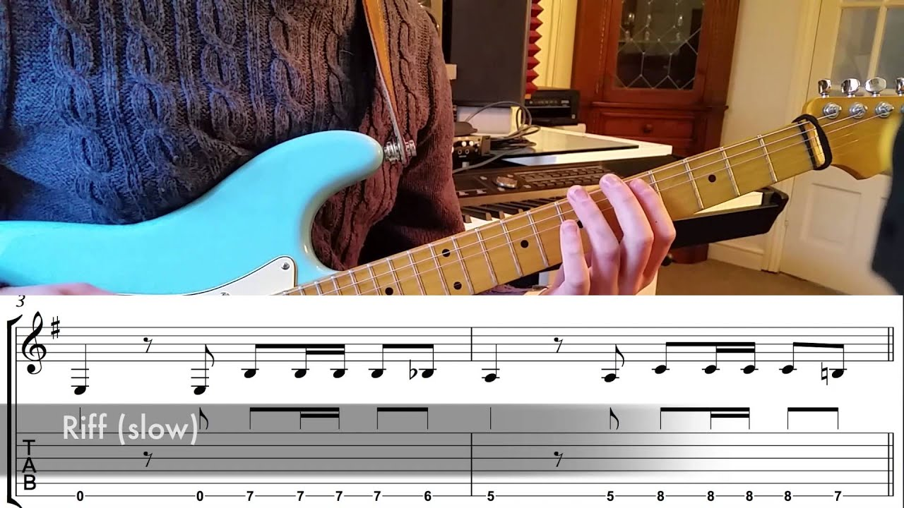 Cake by the oceanguitar lesson youtube hexwebz Choice Image