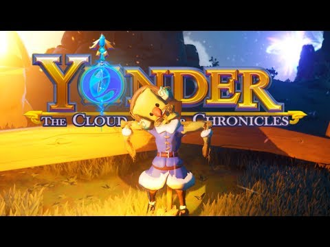 Hipsterious' Winter Wardrobe! - Yonder The Cloud Catcher Chronicles Part 30 Gameplay