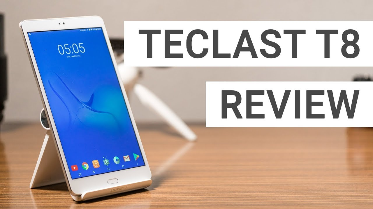 Teclast Master T8 Review: How Good Is This Cheap China Tablet?