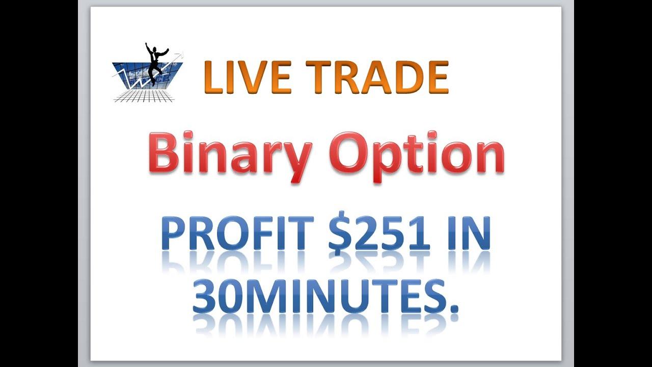 30 Minute Expiry Binary Options Trading Strategy