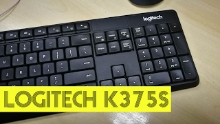 Logitech K375s Review | Compact Multi-Device Keyboard