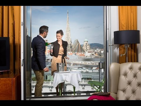 Hotel Am Parkring - Above the rooftops of Vienna