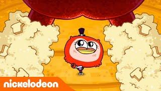 Хлебоутки | 1 сезон 12 серия | Nickelodeon Россия