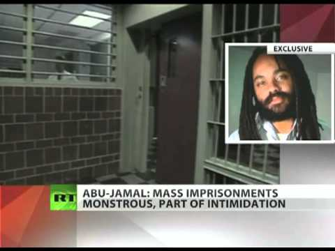 Mumia Abu Jamal Interview - RT 10.4.2012