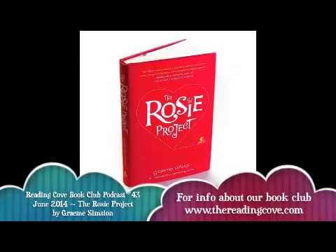 THE ROSIE PROJECT by Graeme Simsion ☕ | Reading Cove Book Club | Podcast #43