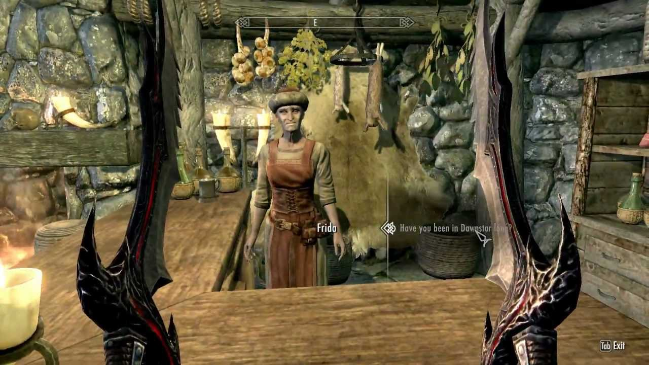 how to become thane of falkreath