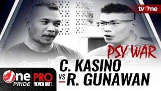 Lagi! Christian Kasino & Rudi Gunawan Saling 'Adu Kelakar'