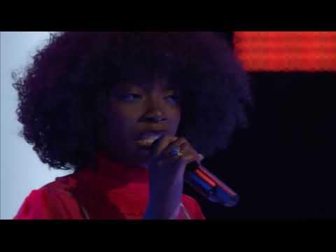 Christiana Danielle   Hotline Bling - The Voice Blind Audition