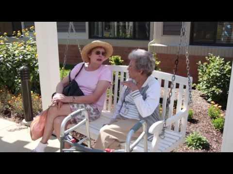 Beautiful Summer Day at Chelsea Retirement Community