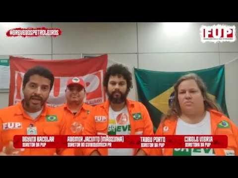 FUP reafirma continuidade da greve