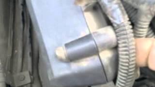 Кожух ГРМ двигателя 21126