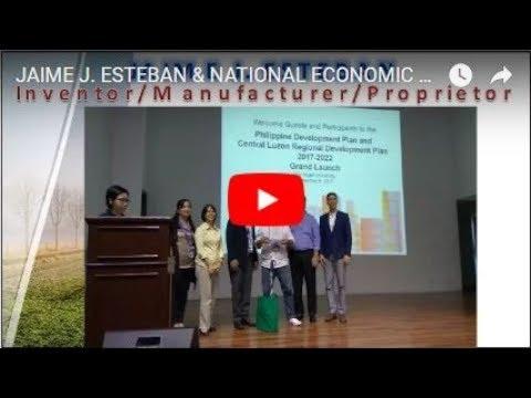 JAIME J. ESTEBAN & NATIONAL ECONOMIC AND DEVELOPMENT AUTHORITY: REGION III (NEDA 3)
