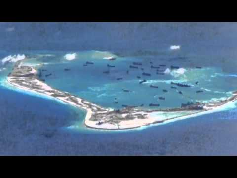 VN-VIETNAM OPPOSE CHINA-2 LIGHTHOUSES-SPRATLY ISLAND