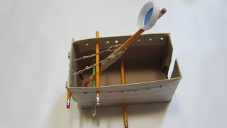 Box Catapult Part A
