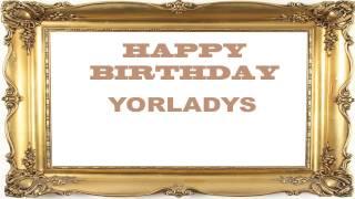 Yorladys   Birthday Postcards & Postales - Happy Birthday