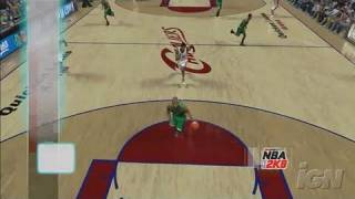 NBA 2K8 Xbox 360 Gameplay - He Got Game (HD)