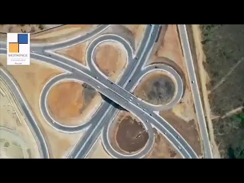 Area 18 interchange, Lilongwe, Malawi