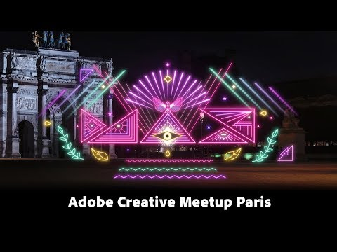 Adobe Creative Meet Up Novembre 2018 | Adobe France