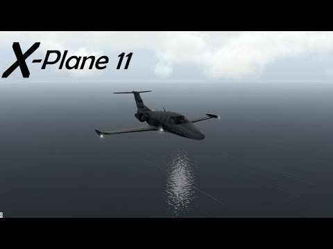 X-Plane 11! Key West Puddle Jump!