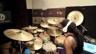 "Drum Cover : ""Set Fire To the Rain"" By Adele (HQ)"